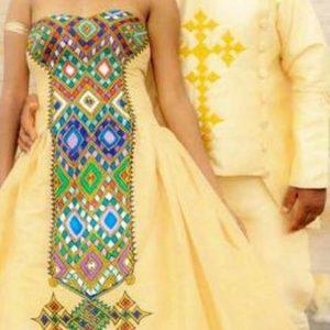 Aberra Traditional Ethiopian Wedding Clothes-53