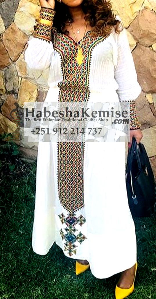 Alems Tibeb Ethiopian Traditional Clothes-74