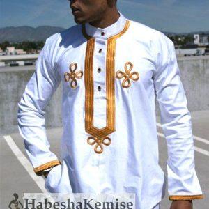 Anbessa Lij Ethiopian Traditional Dress Mens-17