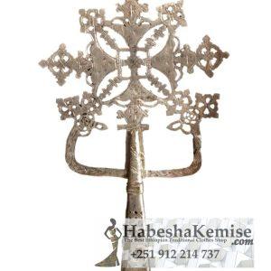 Silver Cross Ethiopian House Decor-24
